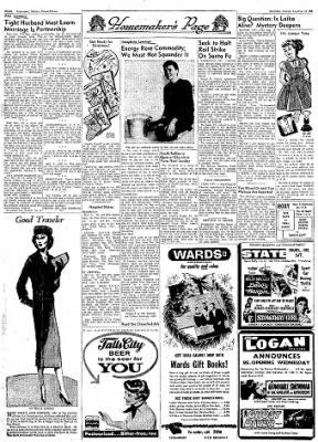 Logansport Pharos-Tribune from Logansport, Indiana on November 13, 1957 · Page 20