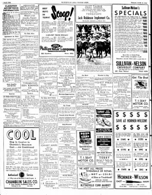 The Courier News from Blytheville, Arkansas on June 13, 1952 · Page 5