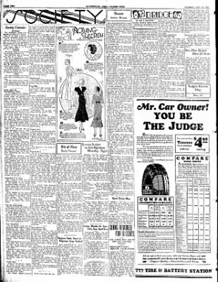 The Courier News from Blytheville, Arkansas on May 12, 1931 · Page 4