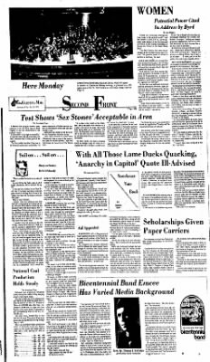 Sunday Gazette-Mail from Charleston, West Virginia on May 30, 1976 · Page 17
