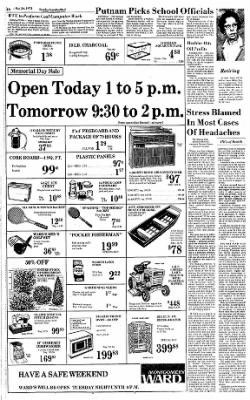 Sunday Gazette-Mail from Charleston, West Virginia on May 26, 1974 · Page 3