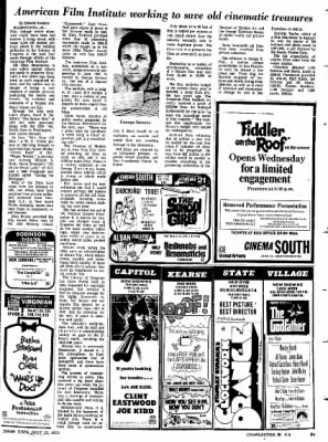 Sunday Gazette-Mail from Charleston, West Virginia on July 23, 1972 · Page 105