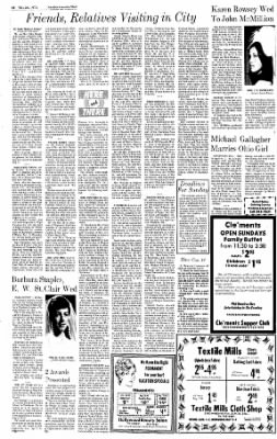 Sunday Gazette-Mail from Charleston, West Virginia on May 26, 1974 · Page 50