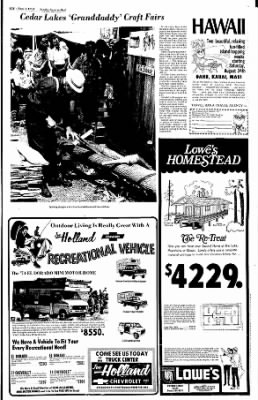 Sunday Gazette-Mail from Charleston, West Virginia on June 2, 1974 · Page 41