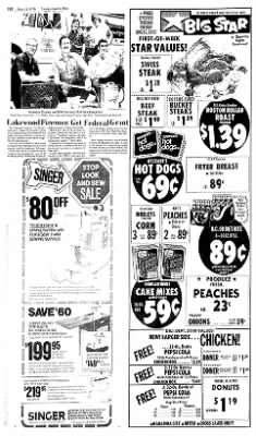 Sunday Gazette-Mail from Charleston, West Virginia on June 13, 1976 · Page 40