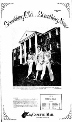 Sunday Gazette-Mail from Charleston, West Virginia on July 27, 1975 · Page 80