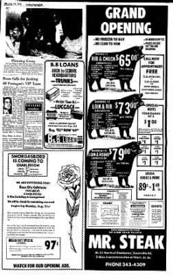 Sunday Gazette-Mail from Charleston, West Virginia on August 13, 1972 · Page 29