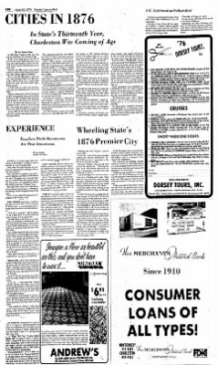 Sunday Gazette-Mail from Charleston, West Virginia on June 20, 1976 · Page 93