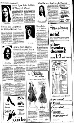 Sunday Gazette-Mail from Charleston, West Virginia on August 3, 1975 · Page 31