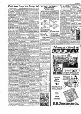 The Daily Courier from Connellsville, Pennsylvania on February 7, 1938 · Page 7