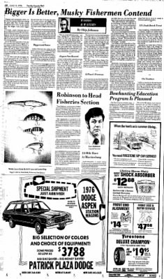Sunday Gazette-Mail from Charleston, West Virginia on July 11, 1976 · Page 44