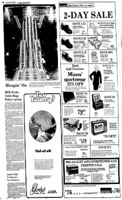 Sunday Gazette-Mail from Charleston, West Virginia on August 24, 1975 · Page 19