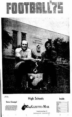 Sunday Gazette-Mail from Charleston, West Virginia on August 24, 1975 · Page 81