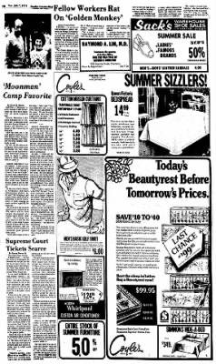 Sunday Gazette-Mail from Charleston, West Virginia on July 7, 1974 · Page 19