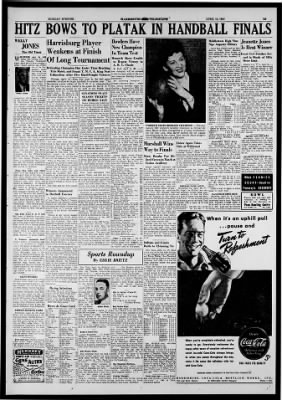 Harrisburg Telegraph from Harrisburg, Pennsylvania on April 14, 1941 · Page 15
