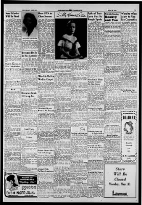 Harrisburg Telegraph from Harrisburg, Pennsylvania on May 29, 1943 · Page 3