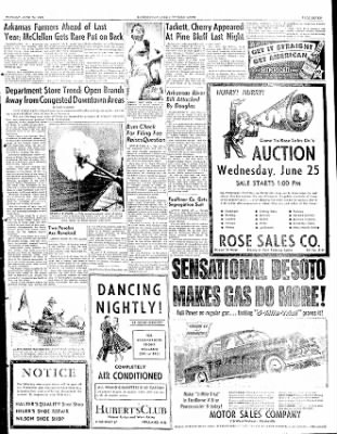 The Courier News from Blytheville, Arkansas on June 24, 1952 · Page 4