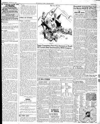 The Courier News from Blytheville, Arkansas on August 20, 1947 · Page 9