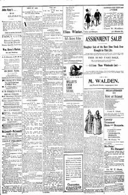 Logansport Pharos-Tribune from Logansport, Indiana on December 3, 1897 · Page 21