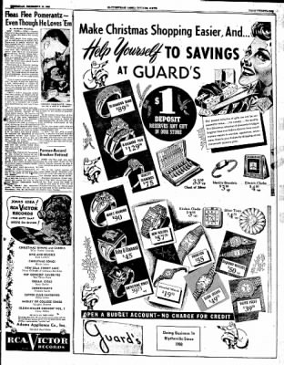 The Courier News from Blytheville, Arkansas on December 13, 1951 · Page 21
