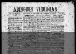 The Abingdon Virginian