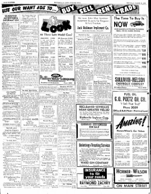 The Courier News from Blytheville, Arkansas on March 13, 1952 · Page 18