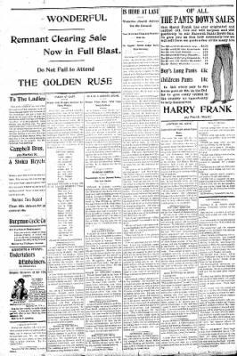 Logansport Pharos-Tribune from Logansport, Indiana on July 22, 1896 · Page 8