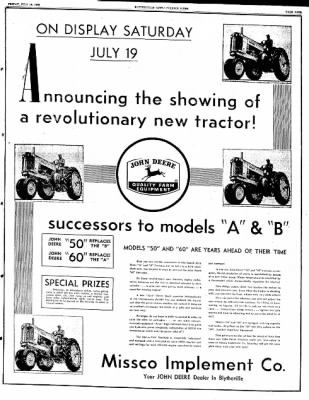 The Courier News from Blytheville, Arkansas on July 18, 1952 · Page 9
