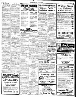 The Courier News from Blytheville, Arkansas on September 10, 1952 · Page 10