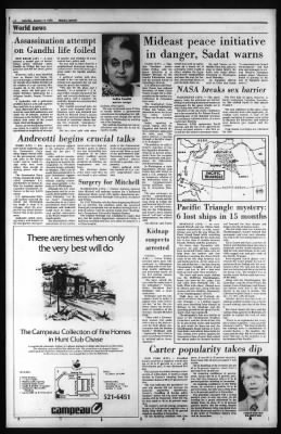 The Ottawa Journal from Ottawa,  on January 14, 1978 · Page 4