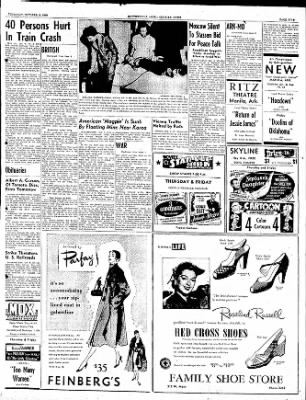 The Courier News from Blytheville, Arkansas on October 5, 1950 · Page 5