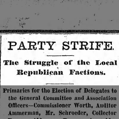 Saturday, November 29, 1879 - Page 4 - headline