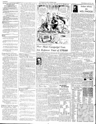 The Courier News from Blytheville, Arkansas on July 23, 1952 · Page 6
