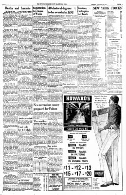 The Evening Independent from Massillon, Ohio on August 20, 1971 · Page 3