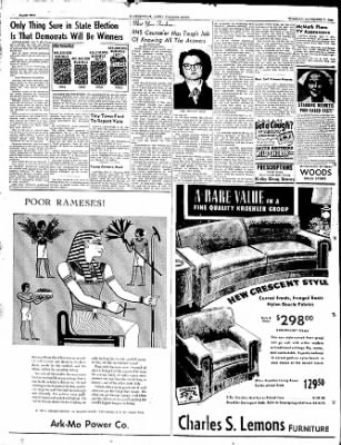 The Courier News from Blytheville, Arkansas on November 7, 1950 · Page 2