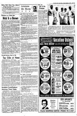 The Courier News from Blytheville, Arkansas on September 9, 1966 · Page 8