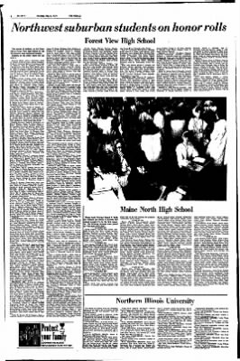 The Daily Herald from Chicago, Illinois on May 6, 1974 · Page 36