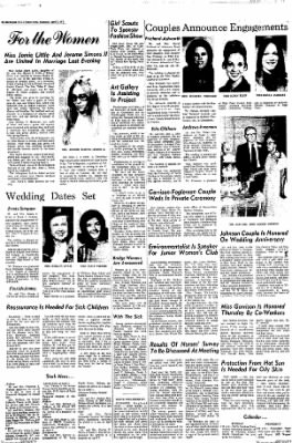 The Daily Times-News from Burlington, North Carolina on April 7, 1973 · Page 6