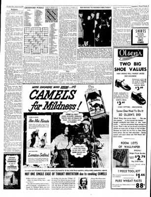 Logansport Pharos-Tribune from Logansport, Indiana on March 14, 1949 · Page 21