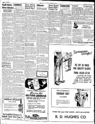 The Courier News from Blytheville, Arkansas on March 7, 1949 · Page 12