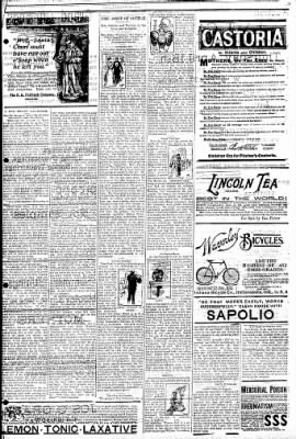 Logansport Pharos-Tribune from Logansport, Indiana on April 17, 1895 · Page 8