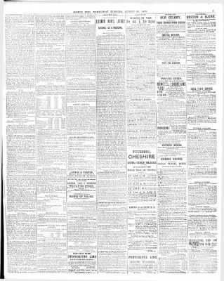 Boston Post from Boston, Massachusetts on August 28, 1889 · Page 7