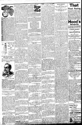 Logansport Pharos-Tribune from Logansport, Indiana on August 2, 1896 · Page 2