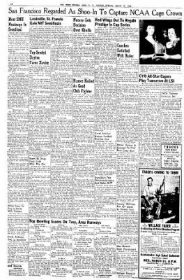 The Times Record from Troy, New York on March 20, 1956 · Page 18