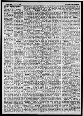 Altoona Tribune from Altoona, Pennsylvania on September 3, 1953 · Page 4