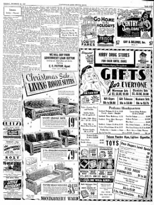 The Courier News from Blytheville, Arkansas on December 18, 1939 · Page 5
