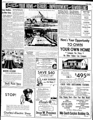 The Courier News from Blytheville, Arkansas on March 8, 1949 · Page 9