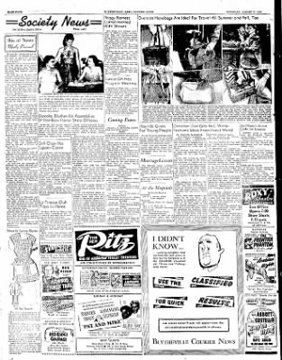 The Courier News from Blytheville, Arkansas on August 9, 1952 · Page 4