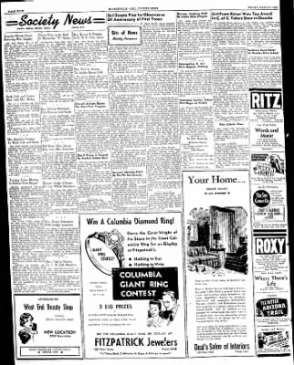 The Courier News from Blytheville, Arkansas on March 4, 1949 · Page 4