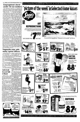 Redlands Daily Facts from Redlands, California on January 20, 1964 · Page 6